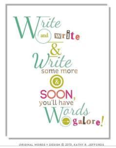 write galore
