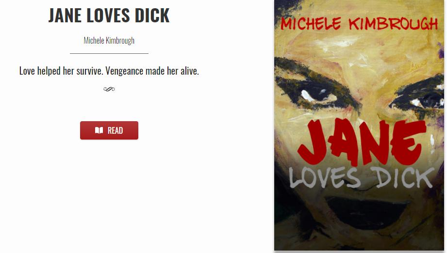 michele kimbrough, jane loves dick, novel
