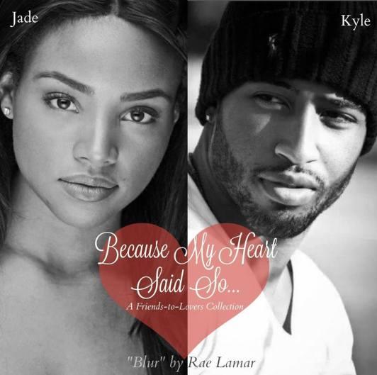 Jade & Kyle Reference Image - Blur by Rae Lamar